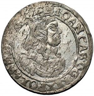 Jan II Kazimierz (1648-1668) - Szóstak 1662 AT