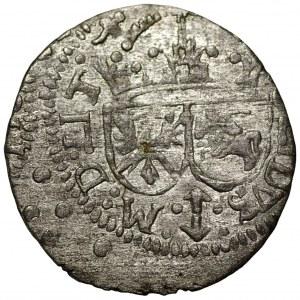 Zygmunt III Waza (1587-1632) - Szeląg 1616 Wilno - Kolekcja Górecki