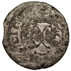 Zygmunt III Waza (1587-1632) - Szeląg 1618 – Wilno - Kolekcja Górecki