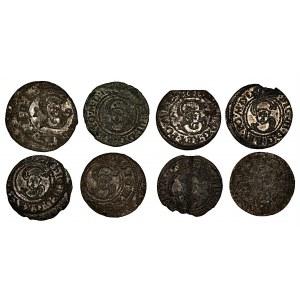 Zestaw Szelągów 8 sztuk - Kolekcja Górecki