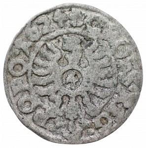 Zygmunt III Waza (1587-1632) - Grosz bydgoski 1624 POPO - Kolekcja Górecki