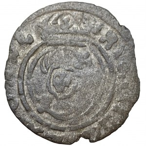 Zygmunt III Waza (1587-1632) - Ternar Łobżenica Orzeł 1630 - Kolekcja Górecki