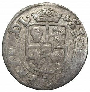Zygmunt III Waza (1587-1632) - Półtorak 1614 - rzadsze jabłko