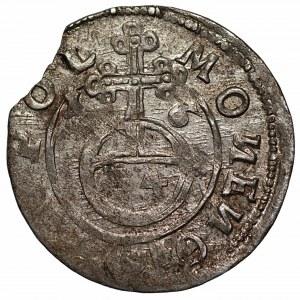 Zygmunt III Waza (1587-1632) - Półtorak 1616 odwrotne N - Kolekcja Górecki