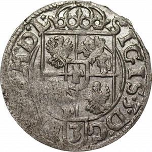 Zygmunt III Waza (1587-1632) - Półtorak 1618 Bydgoszcz - dwa ozdobniki - Kolekcja Górecki