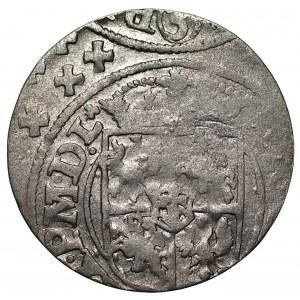 Zygmunt III Waza (1587-1632) - Półtorak 1620 Ryga klucze A nałożone z : - Kolekcja Górecki