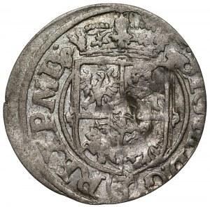 Zygmunt III Waza (1587-1632) - Półtorak 1620 Ryga klucze + listek - Kolekcja Górecki