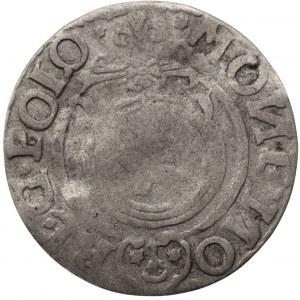 Zygmunt III Waza (1587-1632) - Półtorak 1621 odwrotne N - Kolekcja Górecki