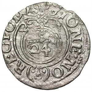 Zygmunt III Waza (1587-1632) - Półtorak 1621 - Bydgoszcz - Kolekcja Górecki