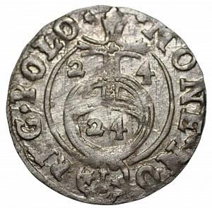 Zygmunt III Waza (1587-1632) - Półtorak 1624 z gwiazdkami - Bydgoszcz - Kolekcja Górecki