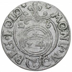 Zygmunt III Waza (1587-1632) - Półtorak 1626 Bydgoszcz - Kolekcja Górecki