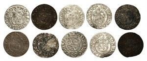 Zygmunt III Waza (1587-1632) - Zestaw 10 sztuk Półotraków