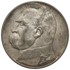 II RP - 10 złotych 1934 - Piłsudski Orzeł Strzelecki