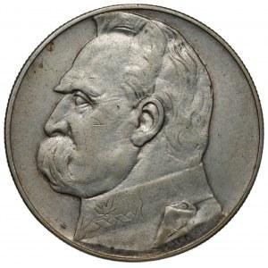 II RP - 10 złotych 1934 - Józef Piłsudski