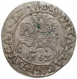 Zygmunt II August (1548-1572) - Półgrosz 1562 Wilno - LI/LITV