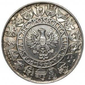 PRL - 100 złotych 1966 - Mieszko i Dąbrówka