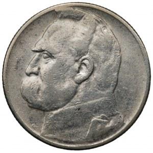 II RP - 2 złote 1934 - Józef Piłsudski