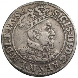 Zygmunt III Waza (1587-1632) - Ort Gdańsk 1617 - PRVS:+