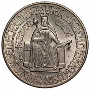 PRL - 10 złotych 1964 - Kazimierz Wielki - PRÓBA