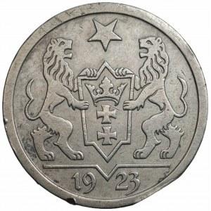 Wolne Miasto Gdańsk - 2 guldeny 1923