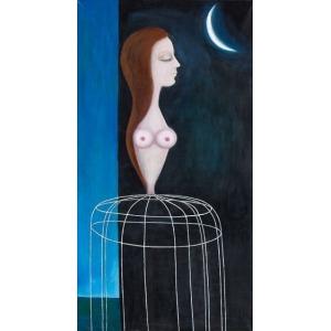 Edward Krasiński, BEZ TYTUŁU, 1956