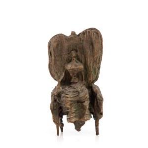Anna KAMIEŃSKA-ŁAPIŃSKA (1932-2007), Kobieta w fotelu