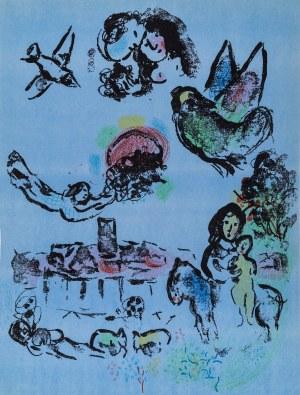 Marc Chagall, Nokturn w Wenecji