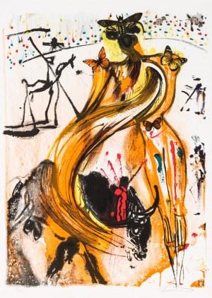 Salvador Dali, Bullfighter