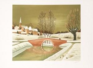 Gérard Lapagesse, Most na cichej rzece