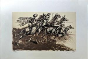 Jan Lebenstein, Czterej jeźdźcy Apokalipsy, 1985