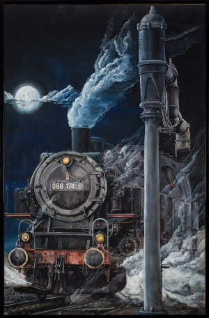 Alexander Zietschmann, Steam Engine