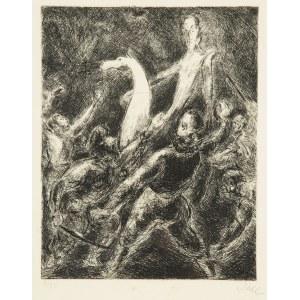 Władysław Jahl (1886 Jarosław – 1953 Paryż), Don Quichotte