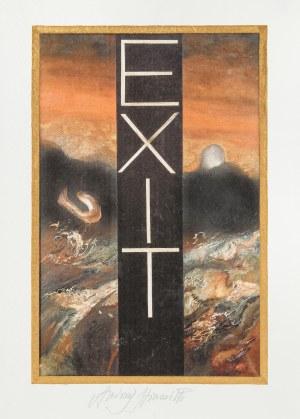 Andrzej Strumiłło (1927 Wilno -2020 Suwałki), Exit