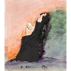 Alicja Wahl (1932-2020), Para, 1997 r.