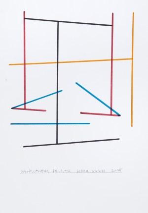 Włodzimierz Pawlak (ur. 1957 Korytów), Linia XXXIII, 2015
