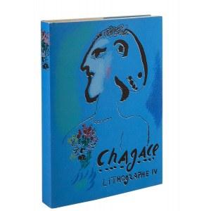 Marc Chagall (1887-1985), Chagall litograhie IV, książka, 1969-1973 r.