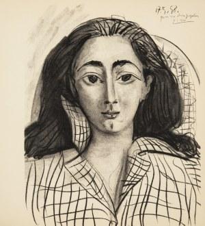 Pablo Picasso (1881 Malaga - 1973 Mougins), Jacquline, 1958 r.