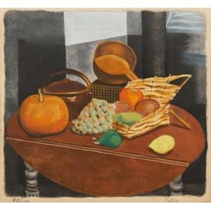Mojżesz Kisling (1891 Kraków - 1953 Sanary-sur-Mer), Martwa natura z owocami