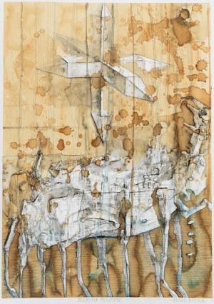 Kacper Bożek (ur. 1974), Żelazna pewność, 2010