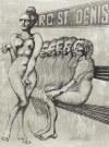 Jan Lebenstein (1930 Brześć Litewski - 1999 Kraków), Lebenstein et les siens