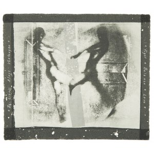 Viola Tycz (Ur. 1973), Fight, balance, love, ex libris Aloys Veatongen, 2005 r.