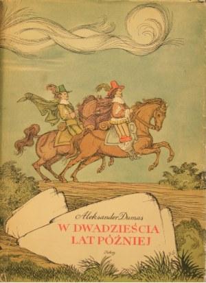 Dumas Aleksander - W dwadzieścia lat później.