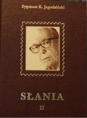 Jagodziński Zygmunt K[rzysztof] - Czesław Słania (1921-2005). Polski grafik genialny rytownik.