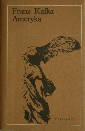 Kafka Franz - Ameryka.