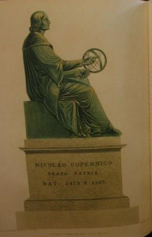 [Kopernik Mikołaj] - Nicolai Copernici Torunensis De revolutionibus orbium coelestium libri sex.