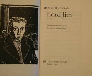 Conrad Joseph - Lord Jim. A tale.
