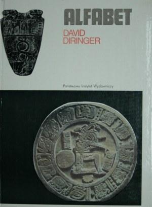 Diringer David - Alfabet czyli klucz do dziejów ludzkości.