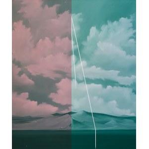 Łukasz Patelczyk, Rose dore glass II, 2021