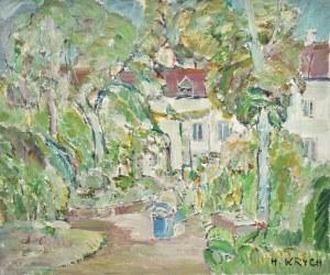 Henryk KRYCH (1905-1980), Na Mokotowie