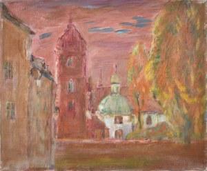 Henryk KRYCH (1905-1980), Kościół Marii na Nowym Mieście
